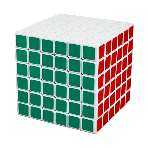 shengshou-6x6-white