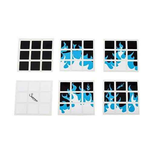 3x3-white-flames