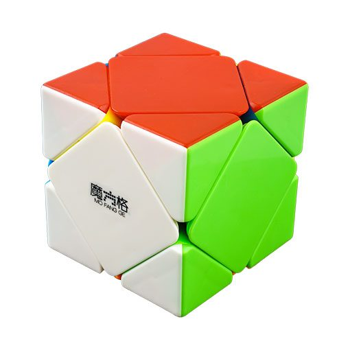 qiyi-skewb-stickerless