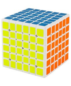 yuxin-red-6x6-white