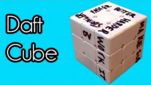 daft-cube