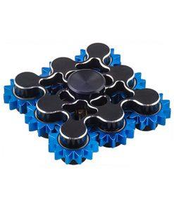 9-cog-fidget-spinner-blue