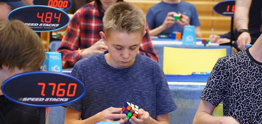 Speedcubing-Jakob-Gunnarsson