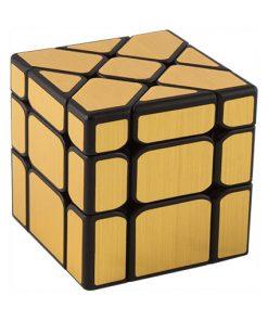mofang-jiaoshi-fisher-mirror-cube-gold