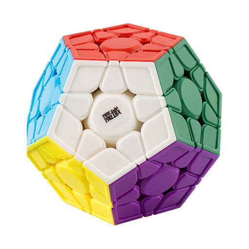 moyu-aohun-megaminx-stickerless