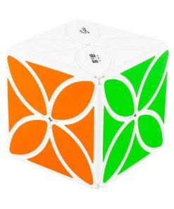 qiyi-clover-cube-white