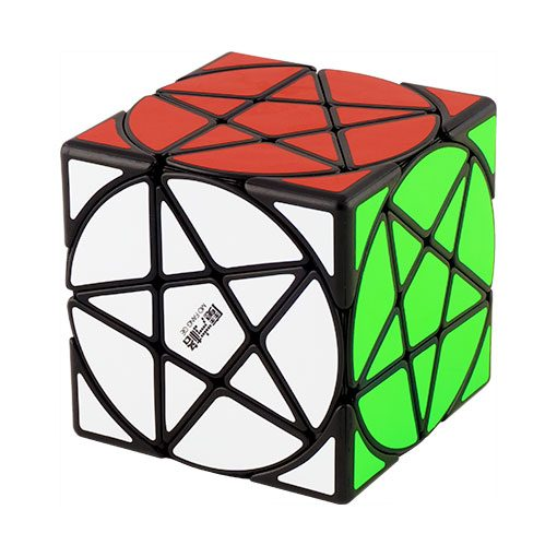 qiyi-pentacle-cube-black