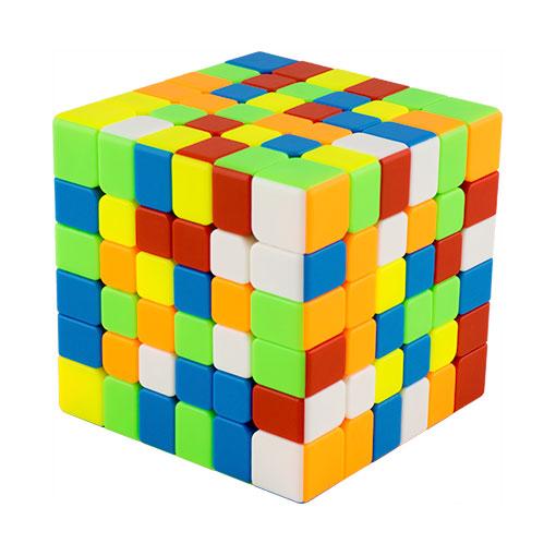 moyu-aoshi-gts-6x6-stickerless-scramble