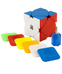 moyu-aoyan-magnetic-skewb-stickerless