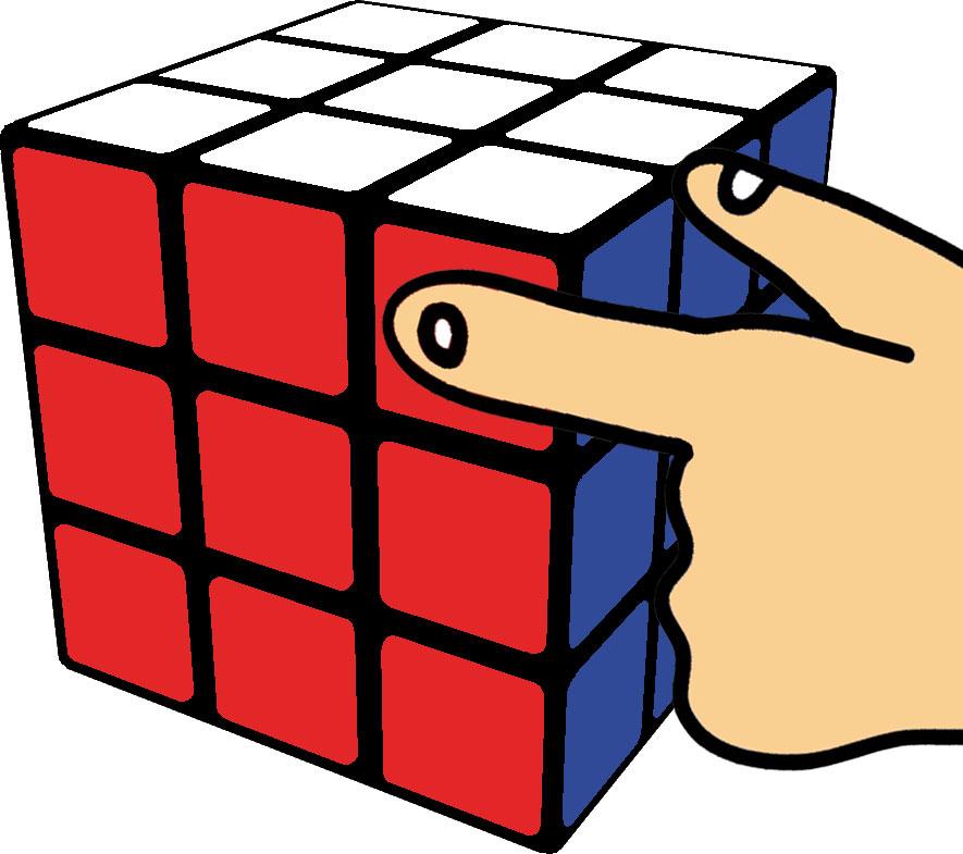 3x3-fingertricks