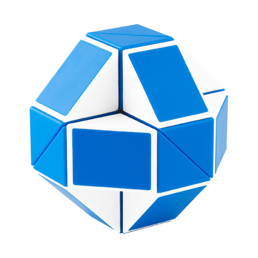qiyi-snake-24-pieces-blue-ball