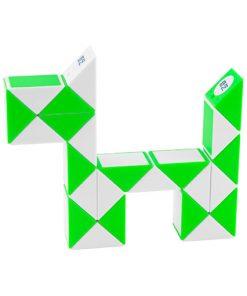 qiyi-snake-24-pieces-green-dog