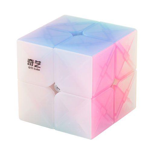 QiYi Jelly Cube 2x2