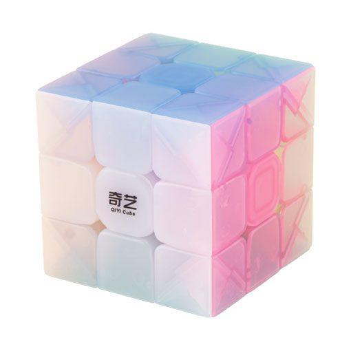 QiYi Jelly Cube 3x3