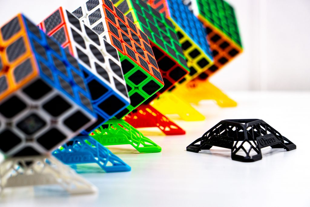 QiYi DNA Cube Stands