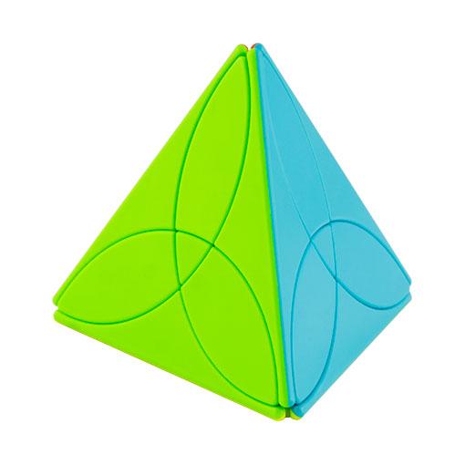 qiyi-clover-pyraminx-stickerless