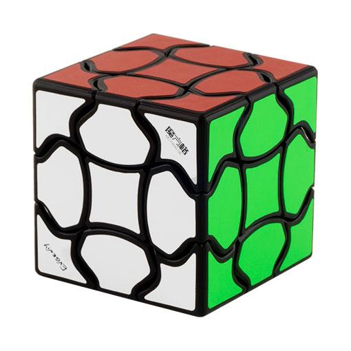 qiyi-fluffy-cube-black