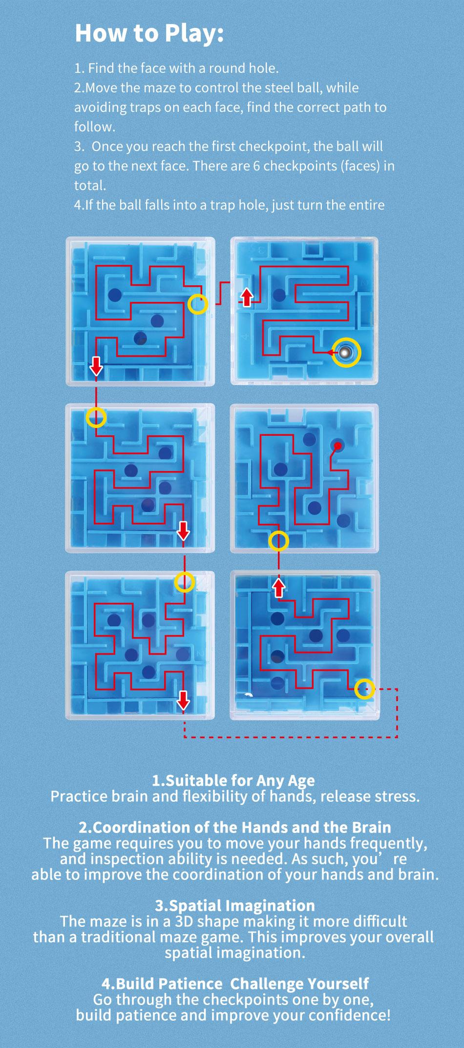 moyu-3d-maze-guide