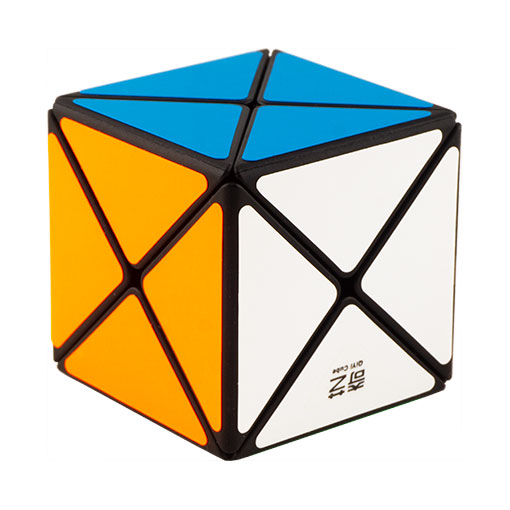 QiYi X-Cube Svart